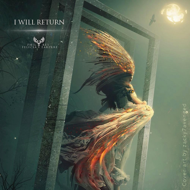 Nuevo single de Phil Rey & Felicia Farerre: I Will Return