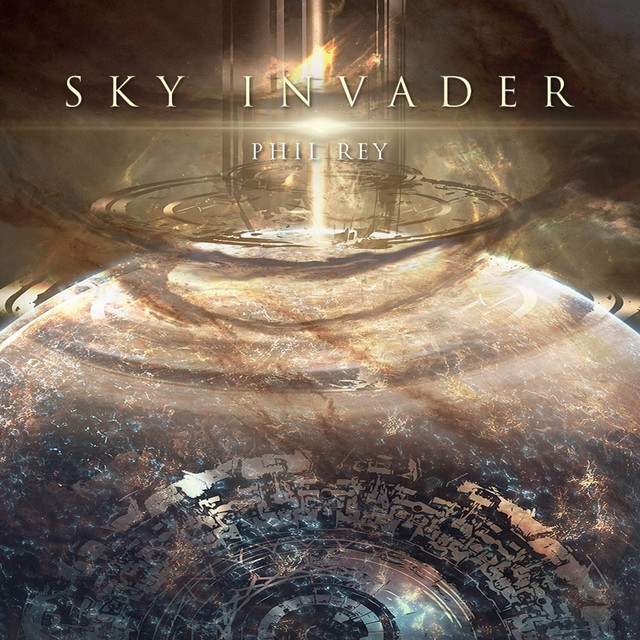 Nuevo álbum de Phil Rey: Sky Invader