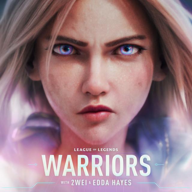 Nuevo single de 2WEI: Warriors