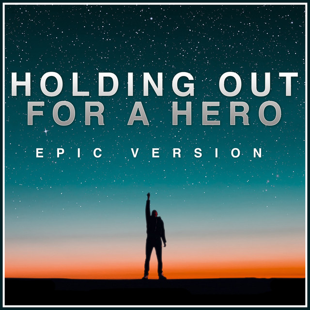 Nuevo single de Alala: Holding Out For A Hero (Epic Version)