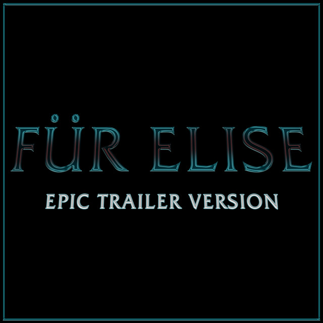 Nuevo single de L'Orchestra Cinematique: Für Elise Cover - Morbius (Epic Version)