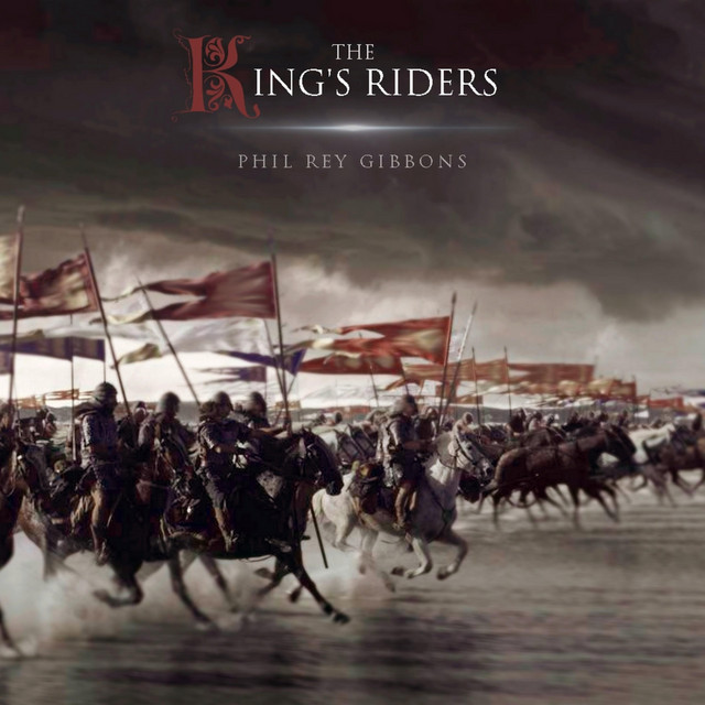 Nuevo single de Phil Rey: The King's Riders