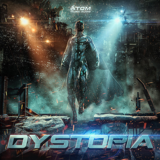 Nuevo álbum de Christoffer Isefält & Atom Music Audio: Dystopia