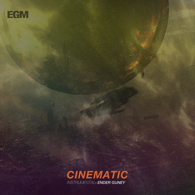 Nuevo álbum de Ender Guney: Cinematic Instrumental