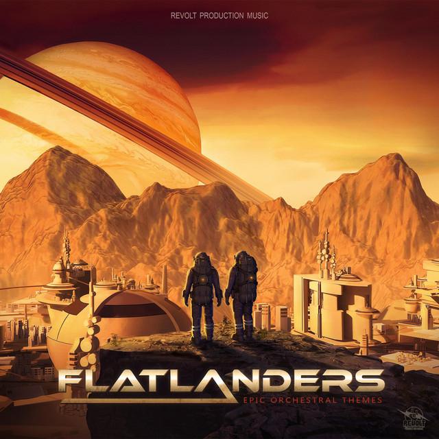 Nuevo álbum de Revolt Production Music: Flatlanders