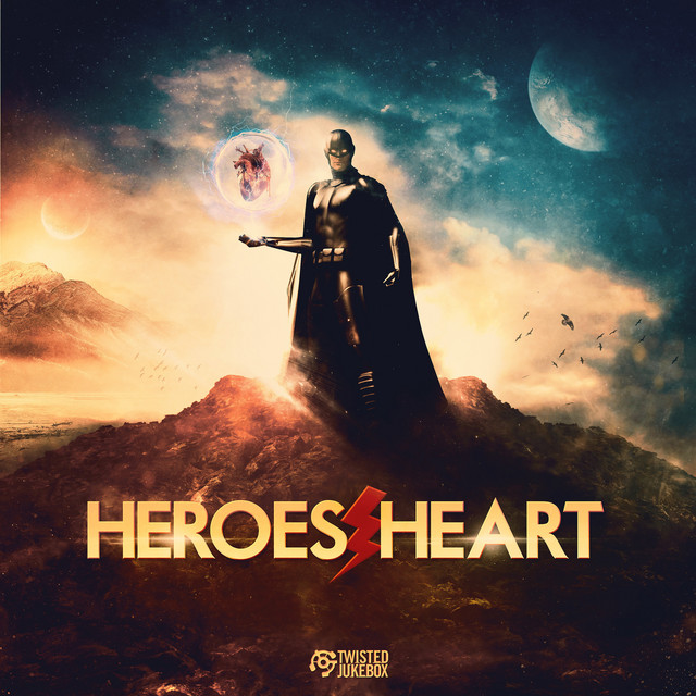 Nuevo álbum de Twisted Jukebox: Heroes Heart