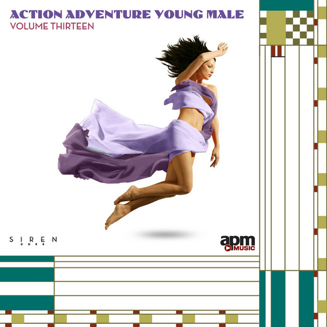 Nuevo álbum de Daniel Jay Nielsen: Action Adventure Young Male 2