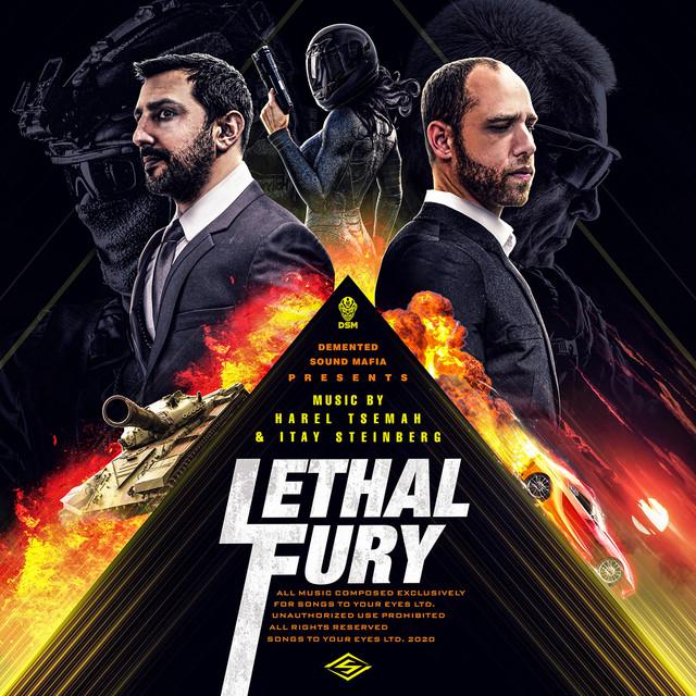 Nuevo álbum de Demented Sound Mafia: Lethal Fury (Badass Hybrid Electro Hip Hop Trailer Cues)