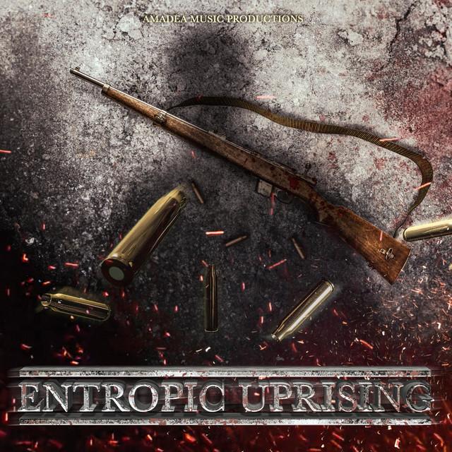 Nuevo álbum de Jannick Damkvist & Amadea Music Productions: Entropic Uprising