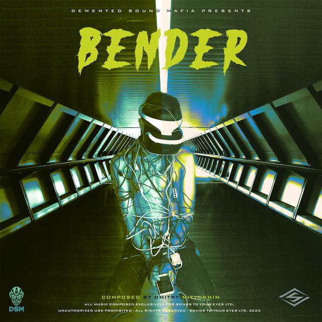 Nuevo álbum de Tybercore: Bender (Hybrid Action Electro Trailerized Cues)