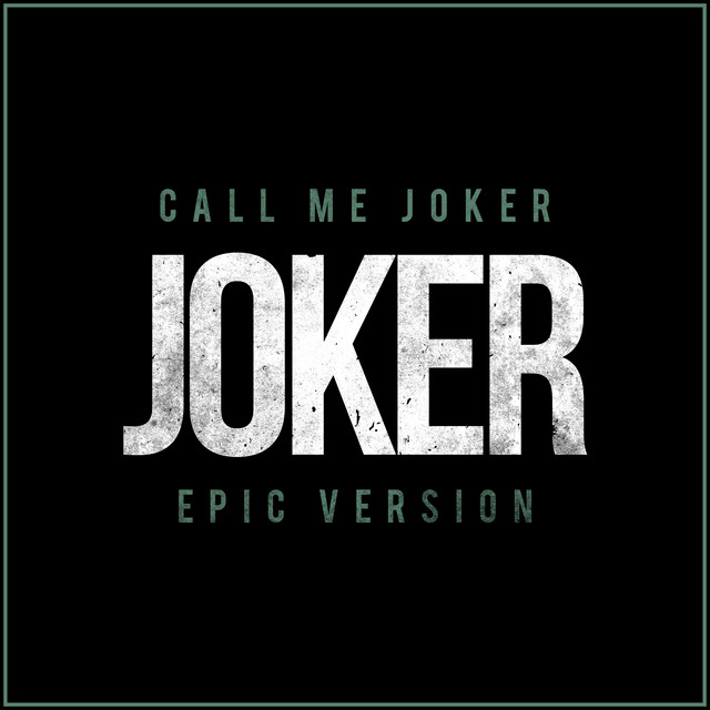 Nuevo single de L'Orchestra Cinematique: Call Me Joker (from 'Joker') [Epic Version]