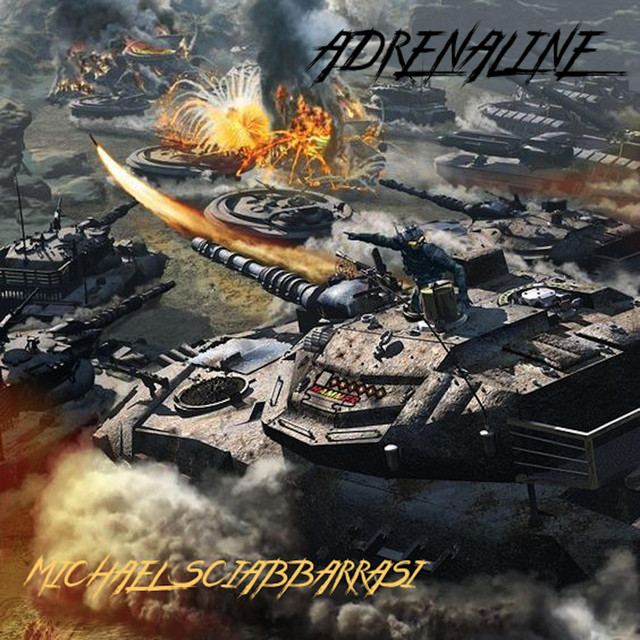 Nuevo single de Michael Sciabbarrasi: Adrenaline