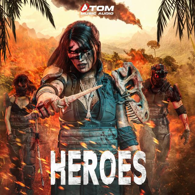 Nuevo álbum de Atom Music Audio: Heroes