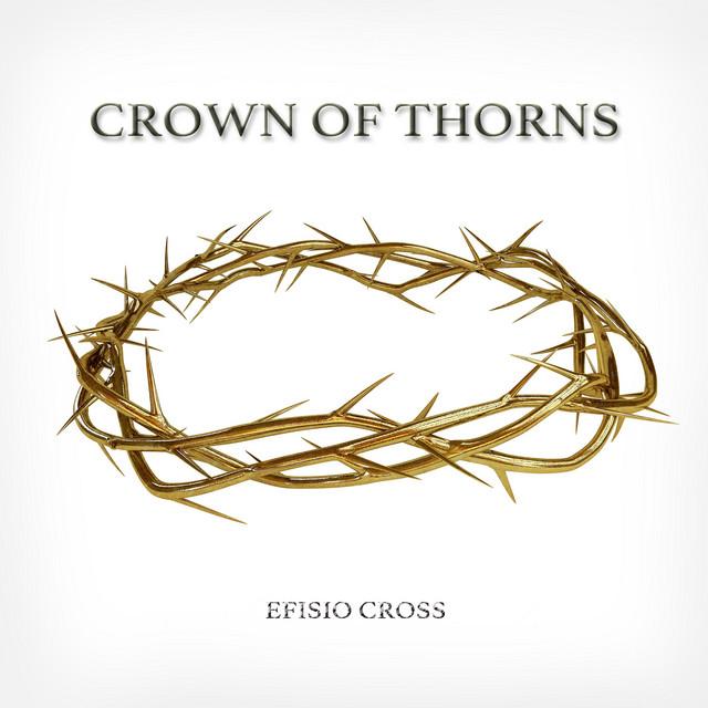 Nuevo álbum de Efisio Cross: Crown of Thorns