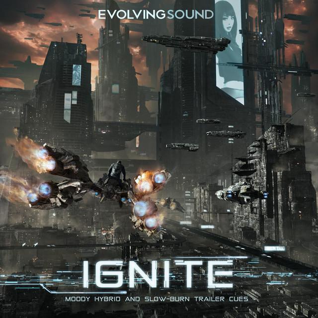 Nuevo álbum de Evolving Sound: Ignite