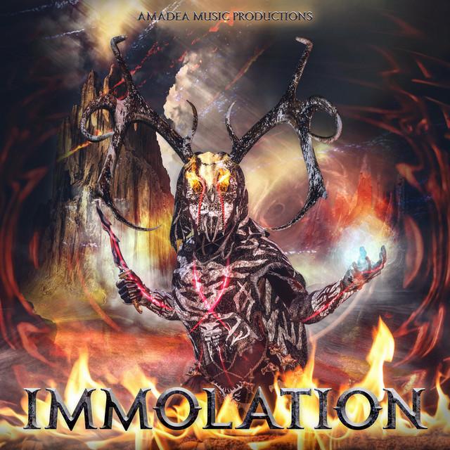 Nuevo álbum de Gregory Tan & Amadea Music Productions: Immolation