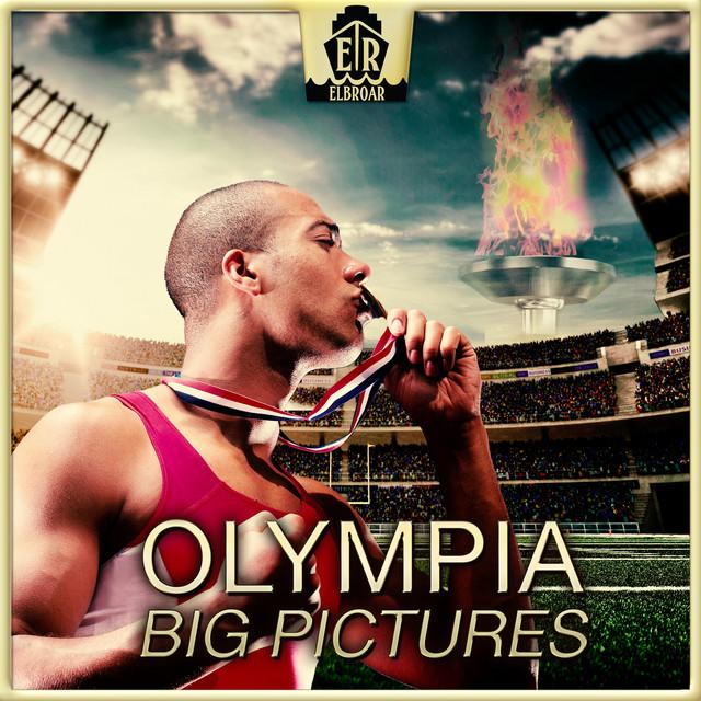 Nuevo álbum de Peter Jeremias: Olympia - Big Pictures