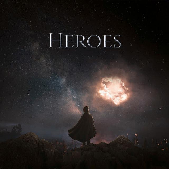 Nuevo álbum de Secession Studios & Greg Dombrowski: Heroes