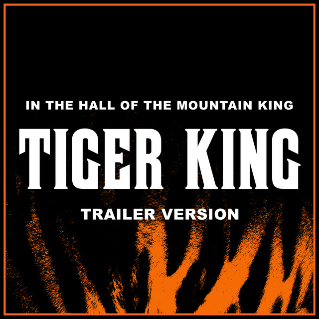 """Nuevo single de L'Orchestra Cinematique: In the Hall of the Mountain King (from the '""""Tiger King"""" Trailer) [Epic Version]"""