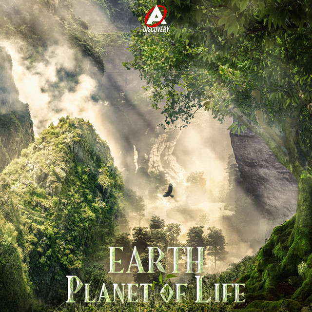 Nuevo álbum de Atom Music Audio: Discovery Series: Earth (Planet of Life)
