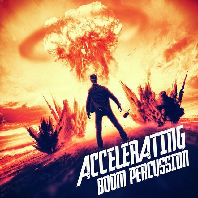 Nuevo álbum de Gothic Storm: Accelerating Boom Percussion