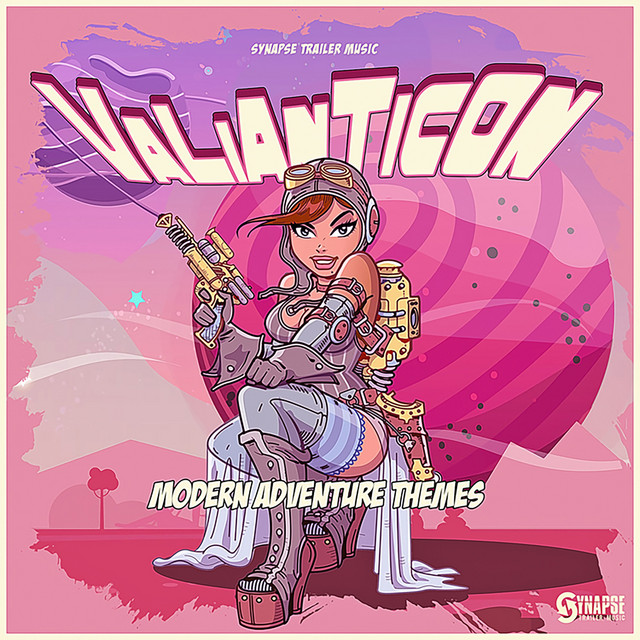Nuevo álbum de Synapse Trailer Music: Valianticon