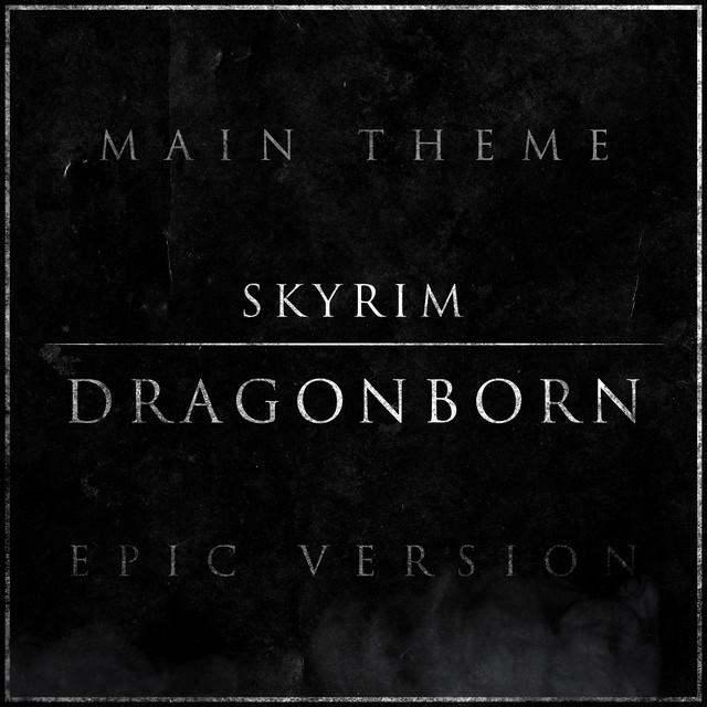 "Nuevo single de L'Orchestra Cinematique: Dragonborn (from ""The Elder Scrolls V: Skyrim - Dragonborn"") [Epic Version]"