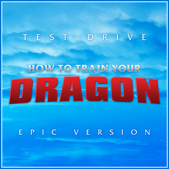 "Nuevo single de L'Orchestra Cinematique: Test Drive (from ""How To Train Your Dragon"") [Epic Version]"