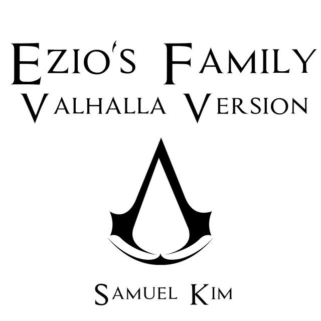 Nuevo single de Samuel Kim: Ezio's Family (Valhalla Version)