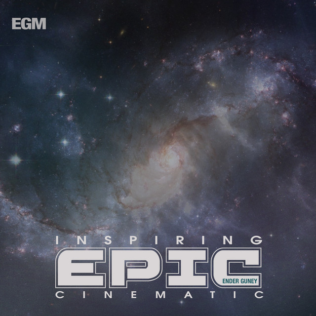 Nuevo álbum de Ender Güney: Inspiring Epic Cinematic