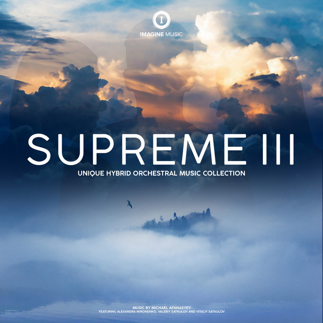 Nuevo álbum de Imagine Music: Supreme III
