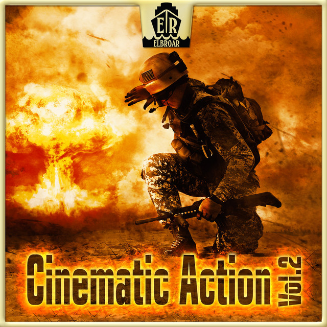 Nuevo álbum de Peter Jeremias: Cinematic Action, Vol. 2
