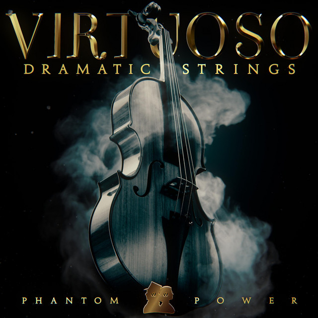 Nuevo álbum de Phantom Power: Virtuoso Dramatic Strings