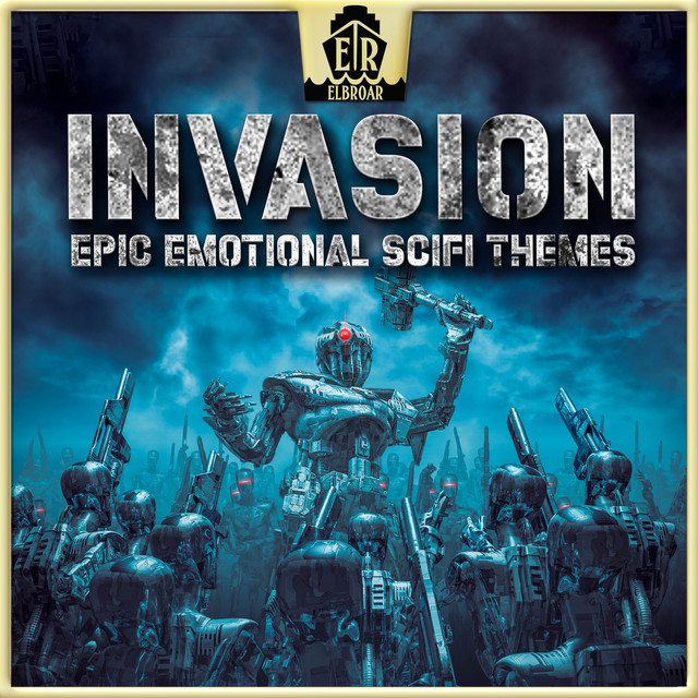 Nuevo álbum de Tihomir Goshev Hristozov: Invasion - Epic Emotional SciFi Themes