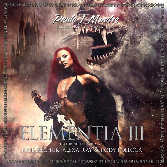 Nuevo single de Paulo J. Mendes: Elementia III