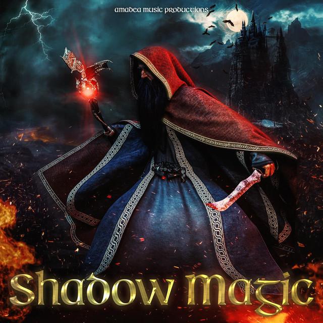 Nuevo álbum de Amadea Music Productions: Shadow Magic
