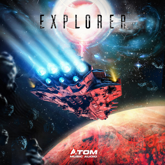 Nuevo álbum de David Michael Tardy & Atom Music Audio: Explorer