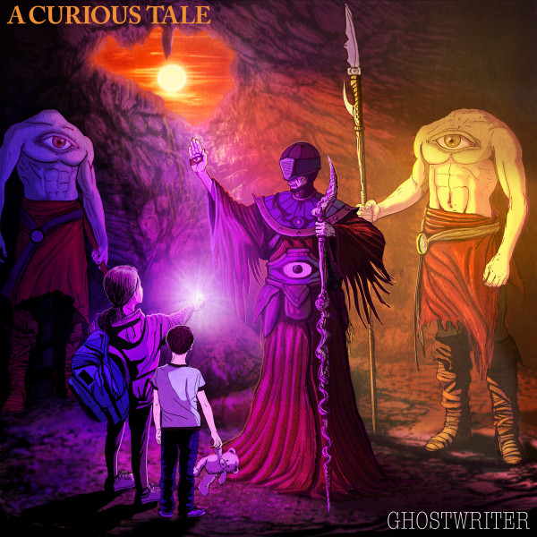 Nuevo álbum de Ghostwriter: A Curious Tale
