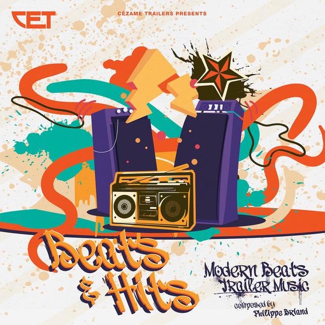 Nuevo álbum de Philippe Briand: Beats and Hits (Modern Beats Trailer Music)