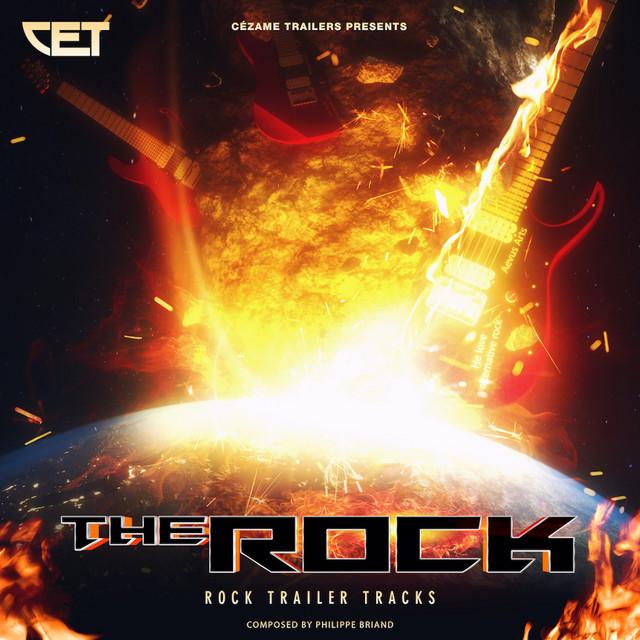 Nuevo álbum de Philippe Briand: The Rock (Rock Trailer Tracks)