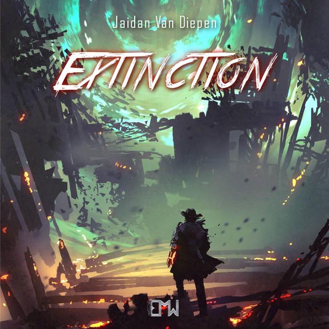 Nuevo single de Epic Music World & Jaidan Van Diepen: Extinction