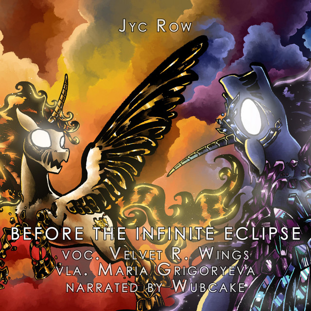 Nuevo single de Jyc Row: Before the Infinite Eclipse