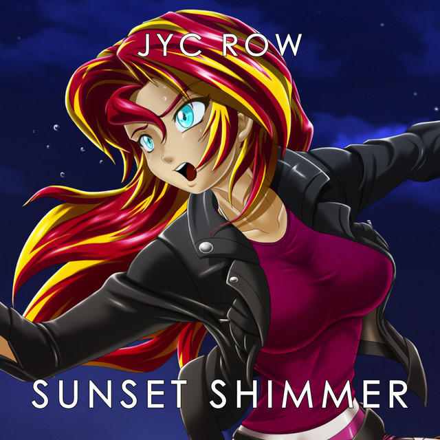 Nuevo single de Jyc Row: Sunset Shimmer (2h Track Challenge)