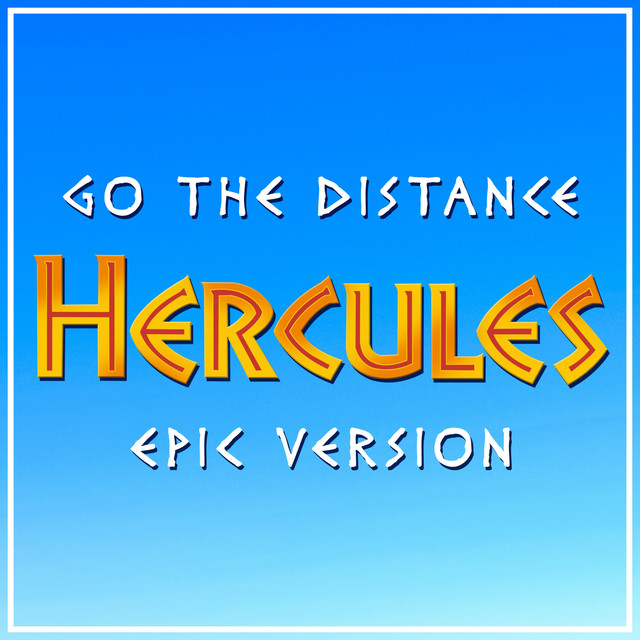 "Nuevo single de L'Orchestra Cinematique: Go the Distance (From ""hercules"") - Epic Version"