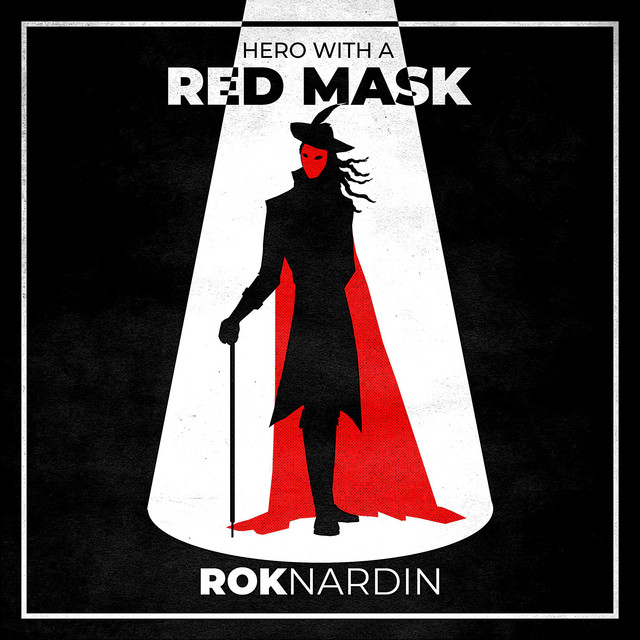 Nuevo single de Rok Nardin: Hero With a Red Mask