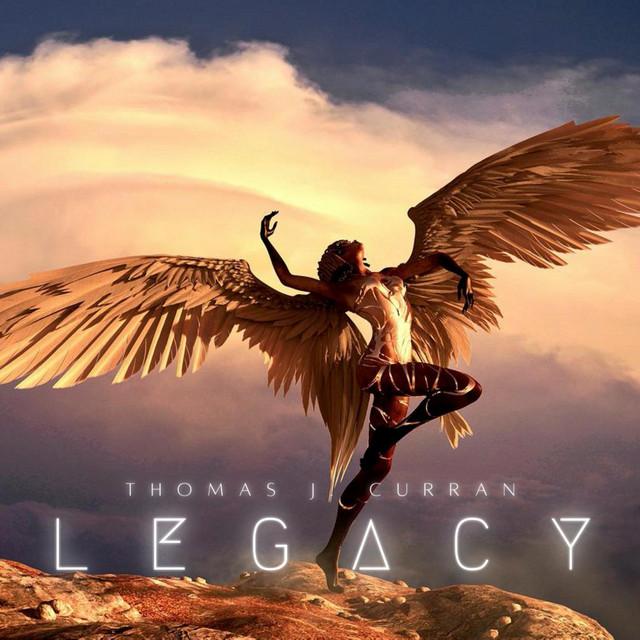 Nuevo álbum de Thomas J. Curran: Legacy