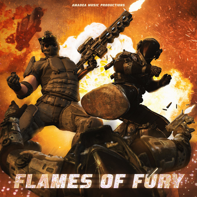 Nuevo álbum de Amadea Music Productions & Marco Micucci: Flames of Fury