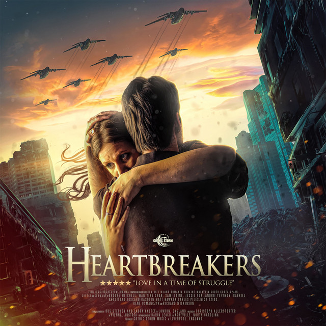 Nuevo álbum de Gothic Storm: Heartbreakers - Love in a Time of Struggle