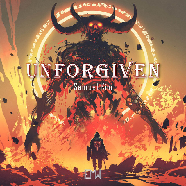 Nuevo single de Samuel Kim & Epic Music World: Unforgiven