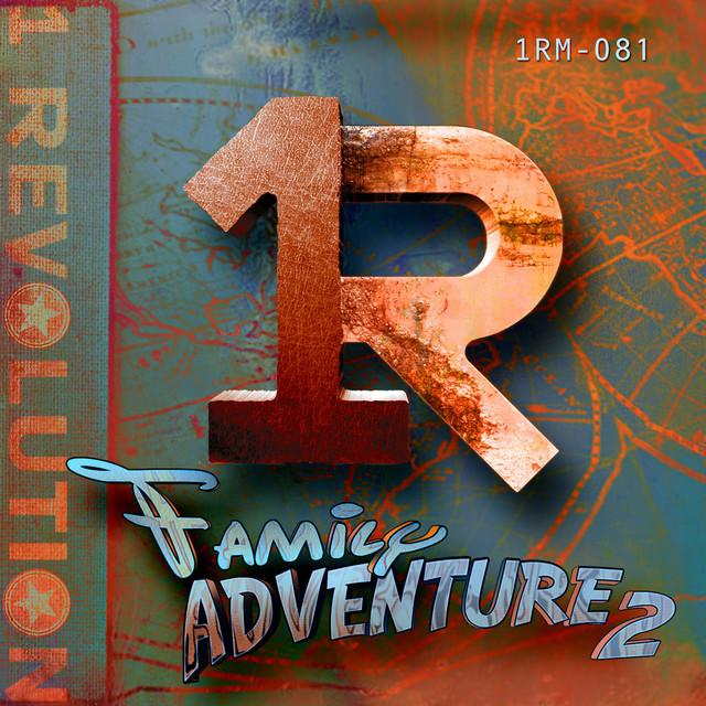 Nuevo álbum de 1 Revolution Music: Family Adventure, Vol. 2